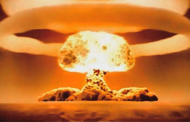 परमाणु हमले से बचने के उपाय