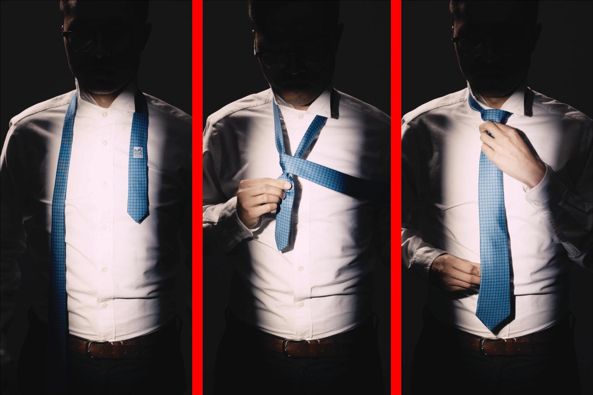 टाई बांधने के तरीके (Tie Badhane Ke Tarike)
