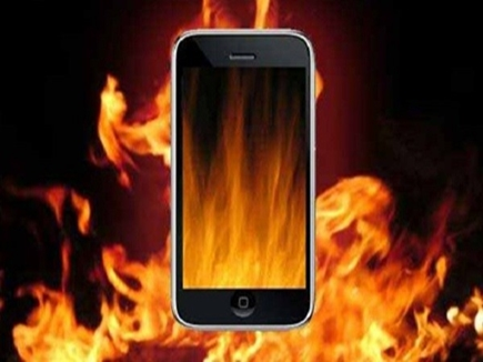 smartphone heat