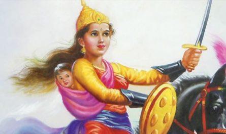 Jhansi Ki Raani Bio in Hindi