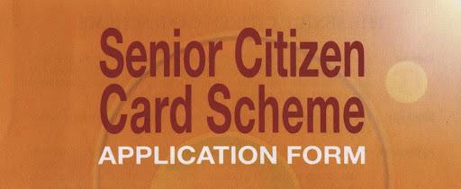 Senior Citizen Card apply